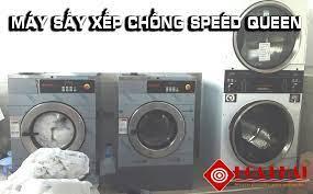 Máy sấy xếp chồng thương hiệu Mỹ Speed Queen - Máy giặt Hòa Phát