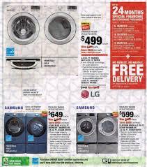 Home Depot Appliance Warranty Washer Appliance Savings 2017 The Home Depot Home Depot Washer