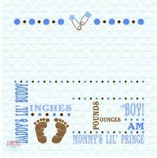 Baby Boy Announcements Templates Baby Boy Announcement Templates Template Birth Announcement