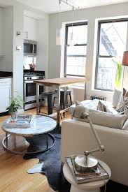 studio living room furniture. small rental in hells kitchen nyc the living room dining and studio furniture