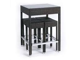Ensemble table et chaise de jardin Hemisphere ENSEMBLE ALTO - TABLE ...