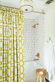 Curtain Rod Alternatives Best 10 Shower Rod Ideas On Pinterest Shower Storage Bathroom