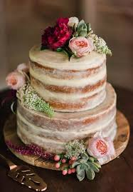 40 Wedding Cakes With Roses You Just Cant Resist