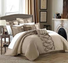 turquoise and brown bedding sets chic home 8 piece ruffled comforter set queen taupe brown bedding turquoise and brown bedding