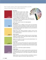 Color For Bedrooms Psychology Colour Psychology