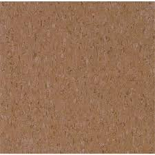 armstrong flooring imperial texture 45 piece 12 in x 12 in curried caramel adhesive chip commercial vct tile