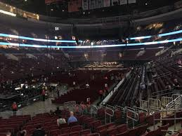 Wells Fargo Center Section 108 Concert Seating