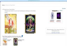 free tarot card reading newage