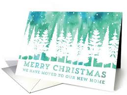 44 best Christmas Cards - New Address We've Moved images on ...
