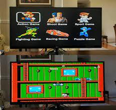 Máy Chơi Game Super Retro Tích Hợp 818 Trò Chơi Cho Trẻ Em tại Nước ngoài