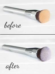 diy makeup brush cleaner this recipe is so simple i didn t even