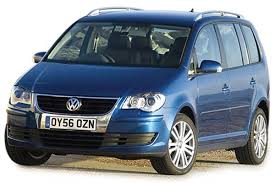 volkswagen touran estate from 2003 used prices parkers