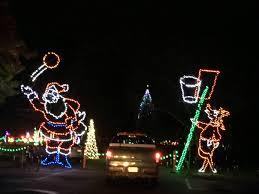 Vasona Holiday Lights Fantasy Of Lights Returns To Vasona Lake County Park