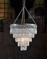 32 best antique chandeliers images on antique regarding popular household small glass chandelier designs