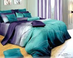 teal full size bedding hot beautiful cotton comforter duvet doona cover sets full queen king size