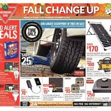 canadian tire weekly flyer weekly fall change up oct 13 19 redflagdeals com