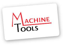 machine tools logo. machine tools srl logo r