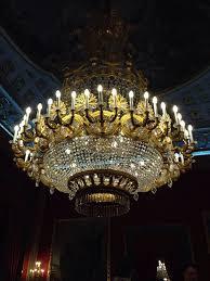 photo of palacio real madrid spain great chandeliers