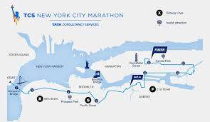 Nyc Marathon Elevation Chart Tcs New York City Marathon Nov 03 2019 Worlds Marathons