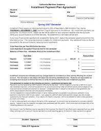 Payment Agreement Form Sample Contract Contract Employee Loan Agreement Form Example Template Uk 21