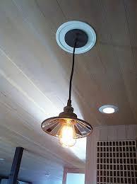 best of convert downlight to pendant light downlights batten