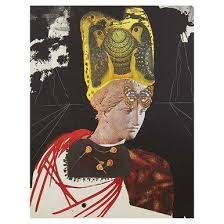 <b>Salvador Dali</b>; <b>Crazy</b>, Crazy, Crazy Minerva - Rick Harrison Collection