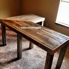 pallet furniture desk. Charming Pallet Desk Plans 31 In House Interiors With Furniture