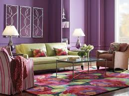 Small Picture 18 Purple Living Room Designs Ideas Design Trends Premium