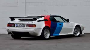 BMW 5 Series bmw m1 rear : 1980 BMW M1 AHG | S132 | Monterey 2015
