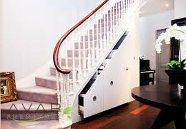 Under stairs storage unit, Three pull outs from Avar Furniture | Interiors  | Pinterest | Stair storage, Storage ideas and Storage ideas