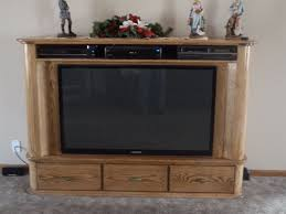 Flat Screen Tv Console Custom Flat Screen Console Tv By Cryn Crick Custom Woodworking