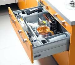 kitchen drawer organizer view in gallery modern featuring a diagonal diy