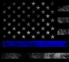 thin blue line wallpaper sf wallpaper