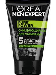 Очищающий гель для умывания Men Expert 5 действий против ...