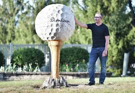 Looking for a giant golf club - Sidney Daily News