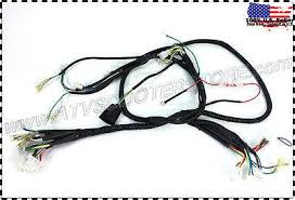 scooter parts atv scooter store inc gy6 150cc wire harness peace sports venice 822 scooter sku 822j0405 2933
