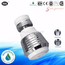 Kitchen Faucet Swivel Aerator Simply Conserve Low Flow 15 Gpm Dual Spray Swivel Faucet Aerator