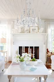 Looklacquered furniture inspriation picklee Poly Sarah Richardson Design Starlight Farm Living Room Sarah Richardson Design Paint It Whitewash