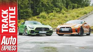 Nissan <b>GT</b>-<b>R</b> vs Mercedes-AMG <b>GT R</b>: would the real <b>GTR</b> please ...