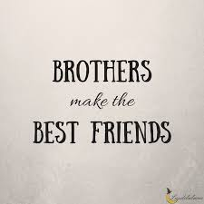 Quotes For Brothers Classy 48 Awesome Brother Quotes Luzdelaluna