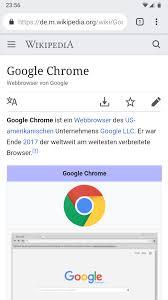 Google Chrome Wikiwand