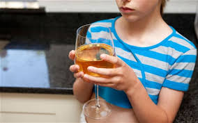 Get Parents To Children If - Drinkers Are Likely Drunk' 'more Telegraph Heavy