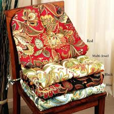 chair cushions target large size of dining room bar stool covers with elastic cushion for rocking
