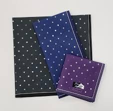 to men s handkerchief color dot pattern gentleman handkerchief gift in return second party a pe gift