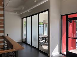 floor to ceiling glass room dividers