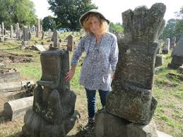 Righting a wrong: East Greenville woman helping restore a Jewish cemetery  desecrated by the Nazis - The Morning Call