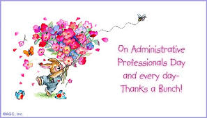 Administative Day Acm Blog Happy Administrative Professionals Day