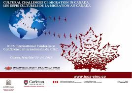 Image result for logo for International Council for Canadian Studies (ICCS)