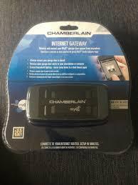 chamberlain cigbu wireless myq internet gateway for use with pd612rv wd832kev for