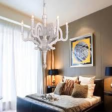 chandelier led wooden whiteblack moooi paper re wooden chandelier led lamps